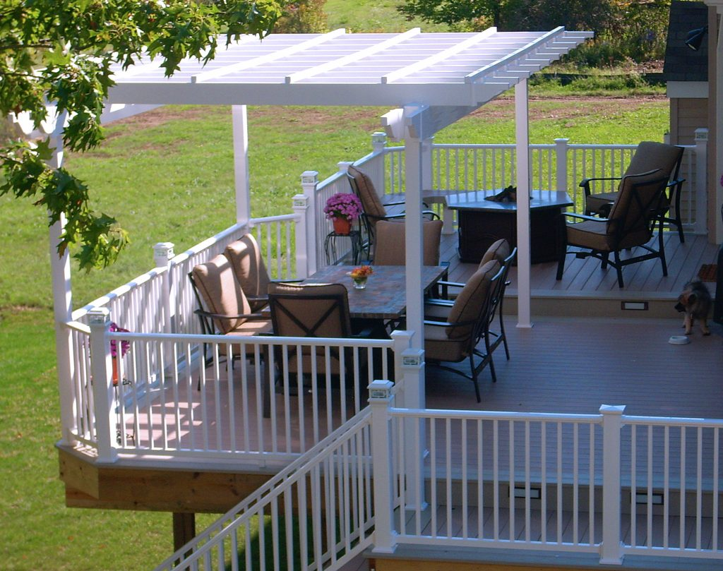 Higham Premium Deck Construction